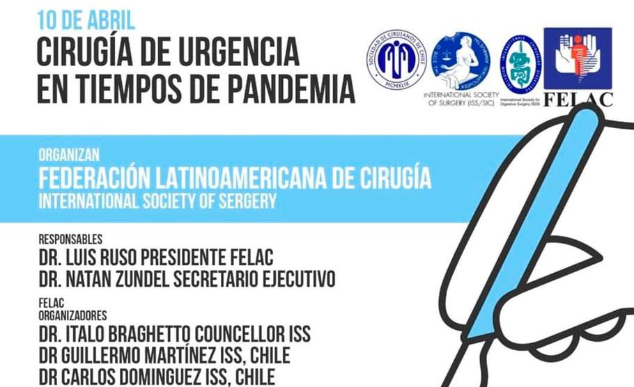Cirugía de Urgencia en tiempos de pandemia