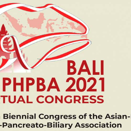 8º Congreso Bienal de la Asociación Hepato-Pancreato-Biliar de Asia-Pacífico (A-PHPBA) 2021 Bali – Congreso Virtual