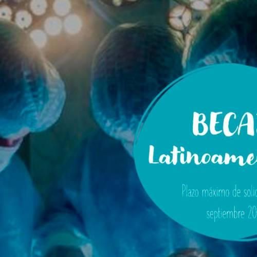 Beca Latinoamericana Asociación Española de Cirujanos 2021