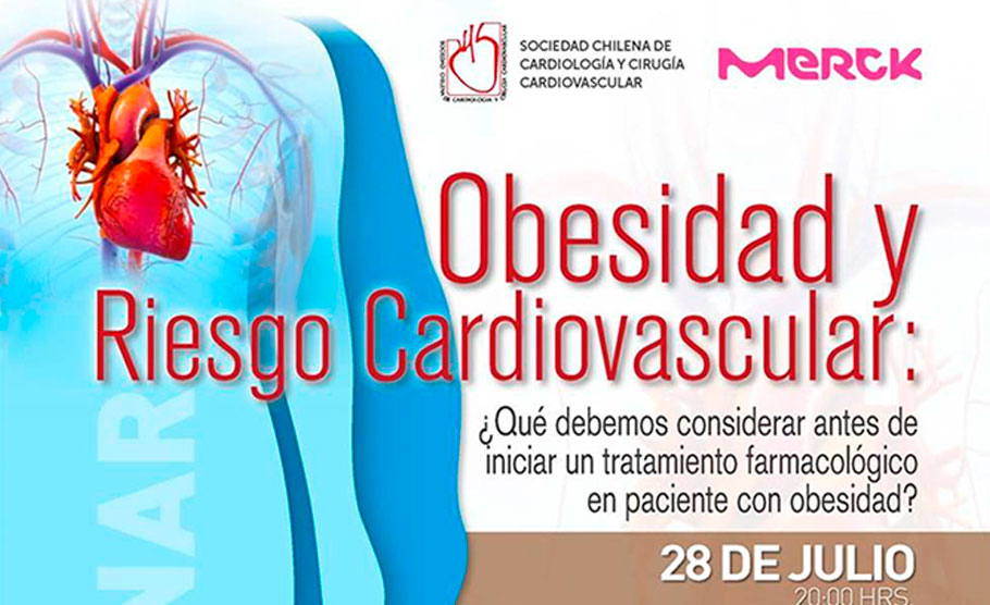 Webinar: Obesidad y Riesgo Cardiovascular